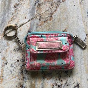 Lilly Pulitzer change purse